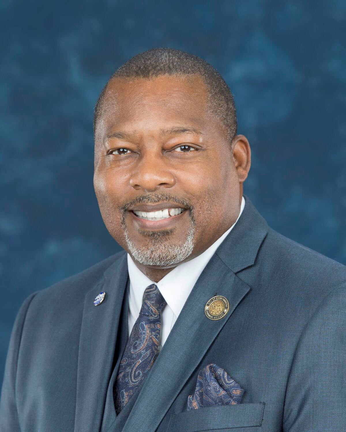 Councilman Rodney Harris