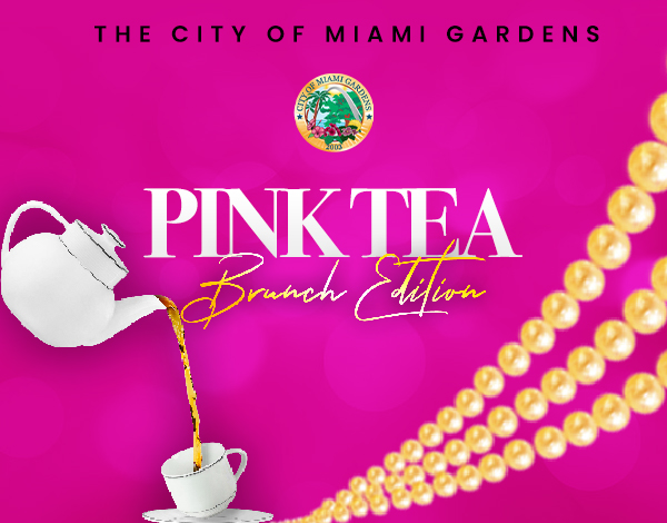 Image for The Pink Tea 2019