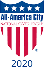 All American City Shield 2020