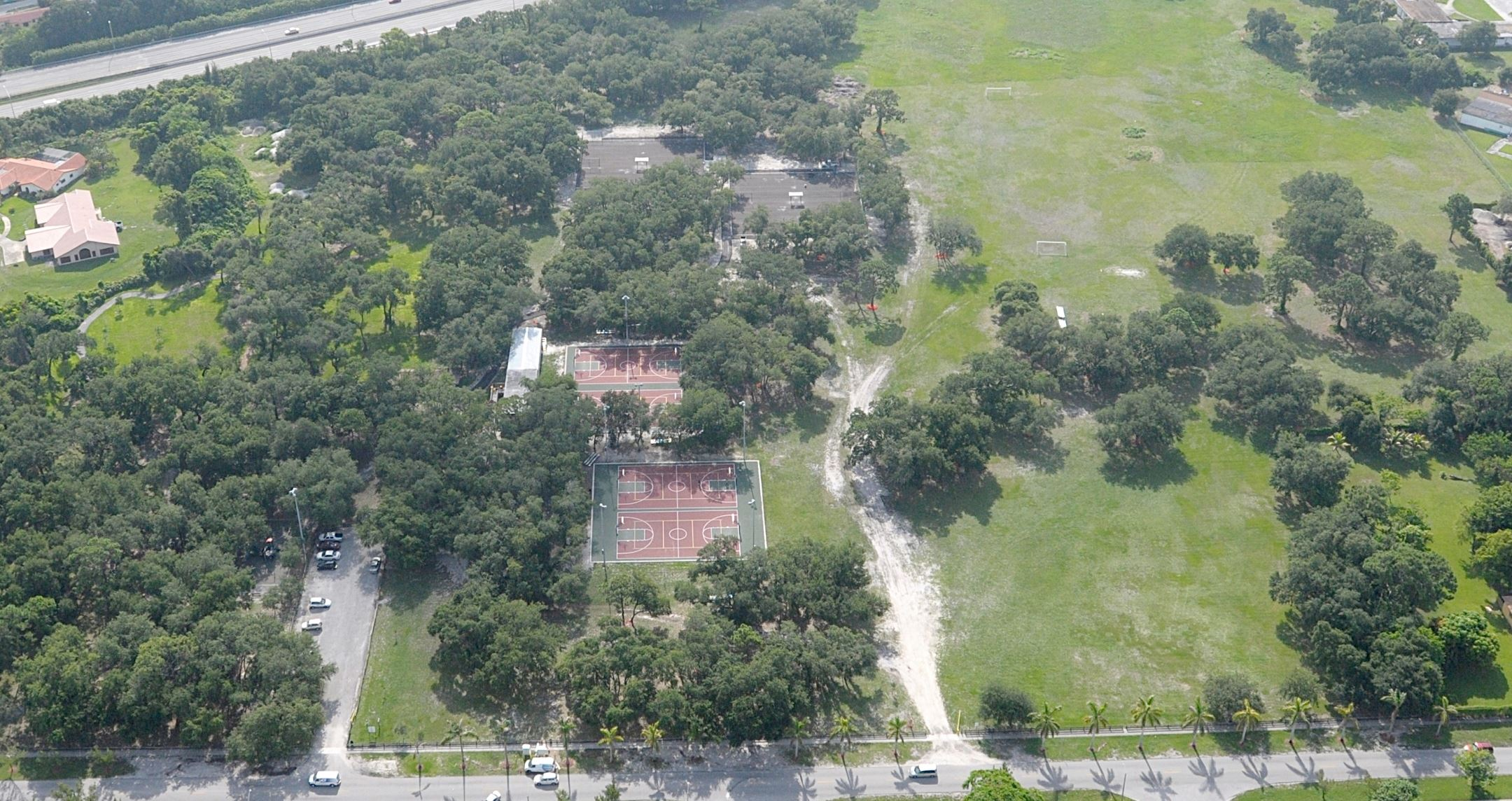 Rolling Oaks Aerial View