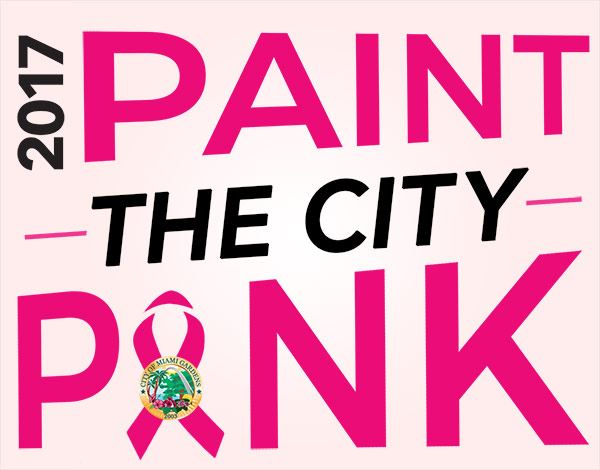 Paint the City Pink